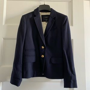 J. Crew schoolboy blazer, 0P